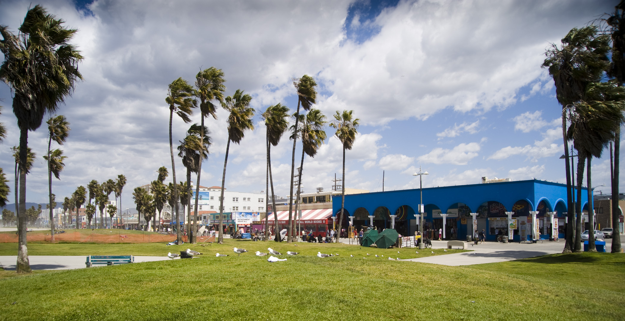 Venice Beach Is The Busiest Facility Operated By Department Of Recreation And Parks This Iconic Site Attracts Visitors From All Over World It