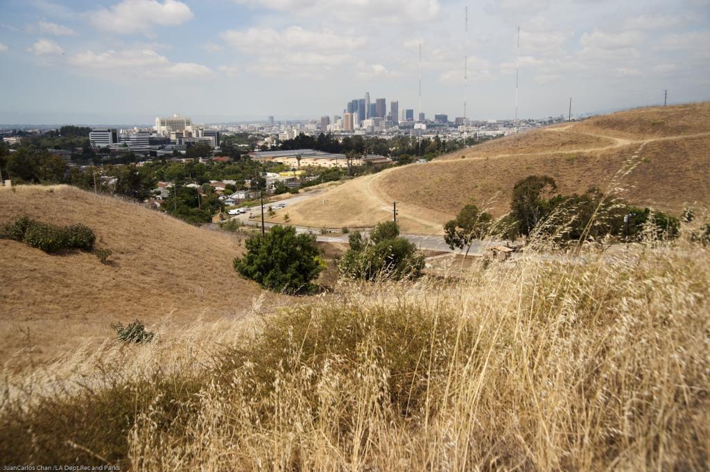 Ascot Hills Park City Of Los Angeles Department Of
