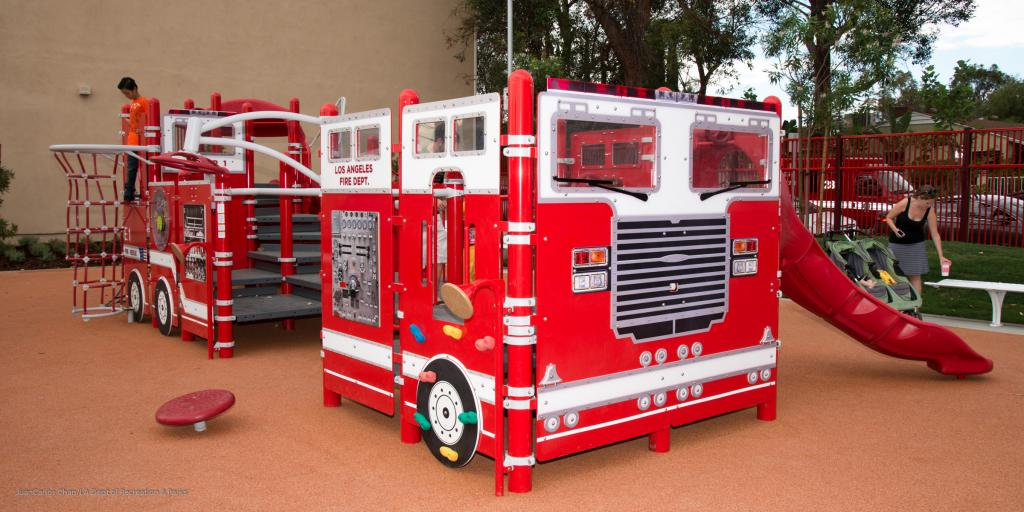 COSTANSO FIRE STATION 84 PARK | City of Los Angeles Department of ...