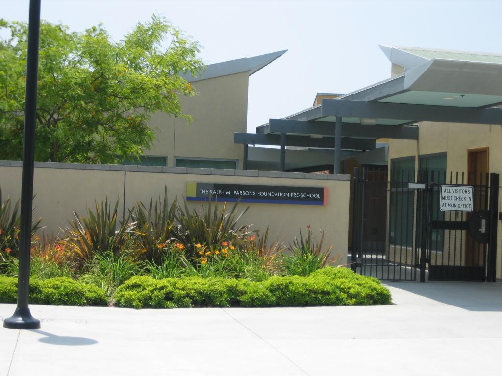 expo center ralph m parsons preschool city of los angeles
