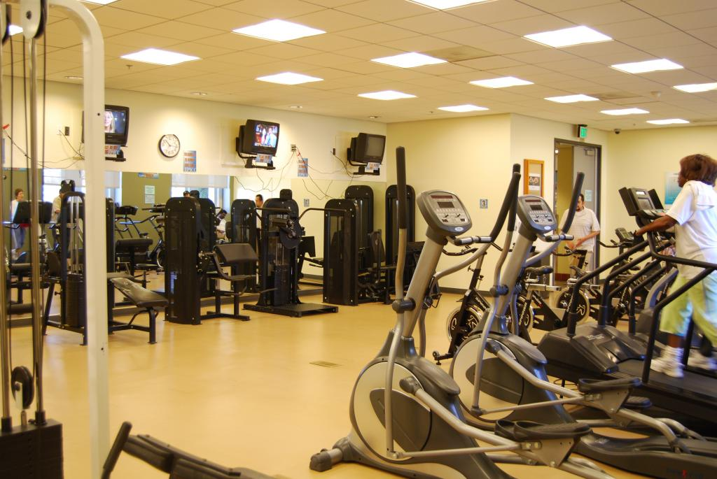 Roy recreation center