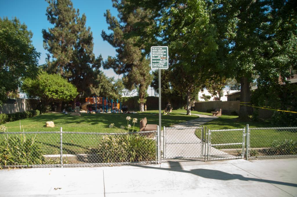 Glenhurst Park City Of Los Angeles Department Of