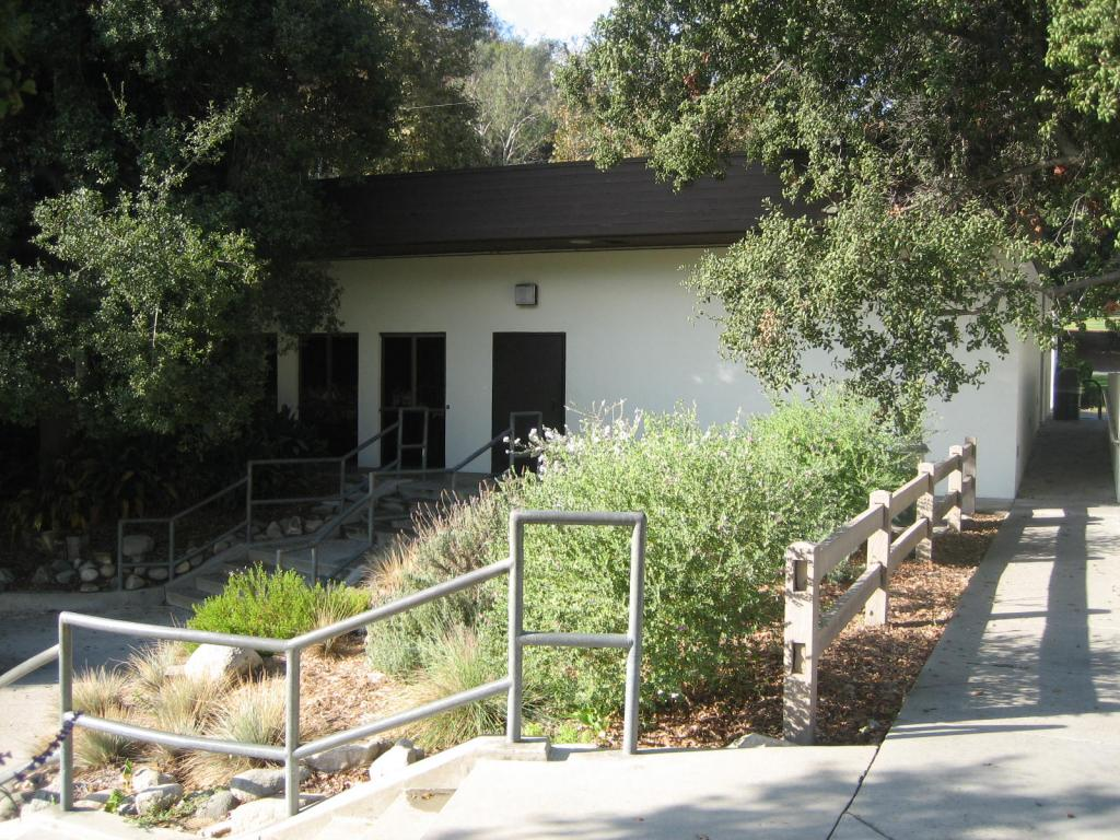 griffith park visitor center auditorium city of los angeles