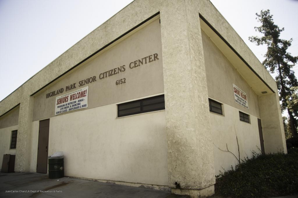 HIGHLAND PARK ADULT SENIOR CITIZEN CENTER | City of Los