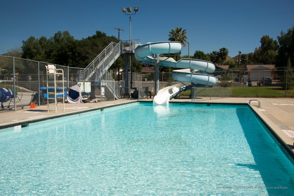 HUBERT H. HUMPHREY POOL | City of Los Angeles Department of ...