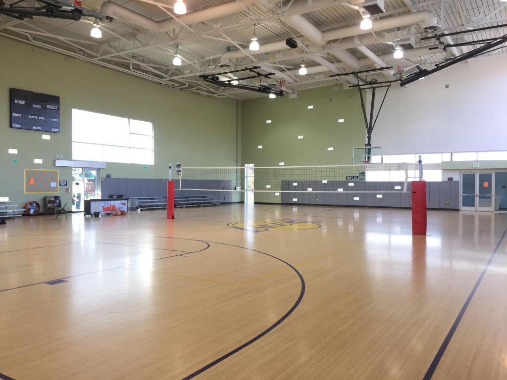 Lafayette Multipurpose Community Center City Of Los