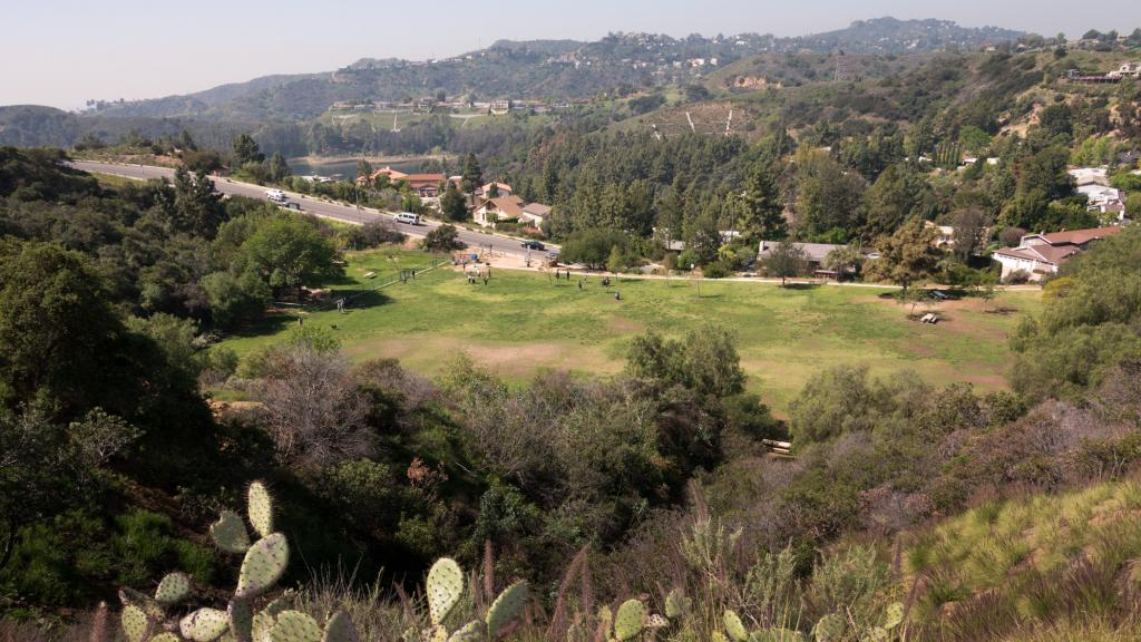 Lake Hollywood Park City Of Los Angeles Department Of