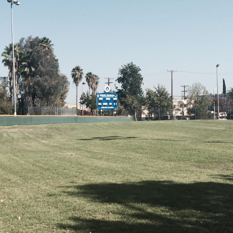 Lemon Grove Avenue: LEMON GROVE RECREATION CENTER