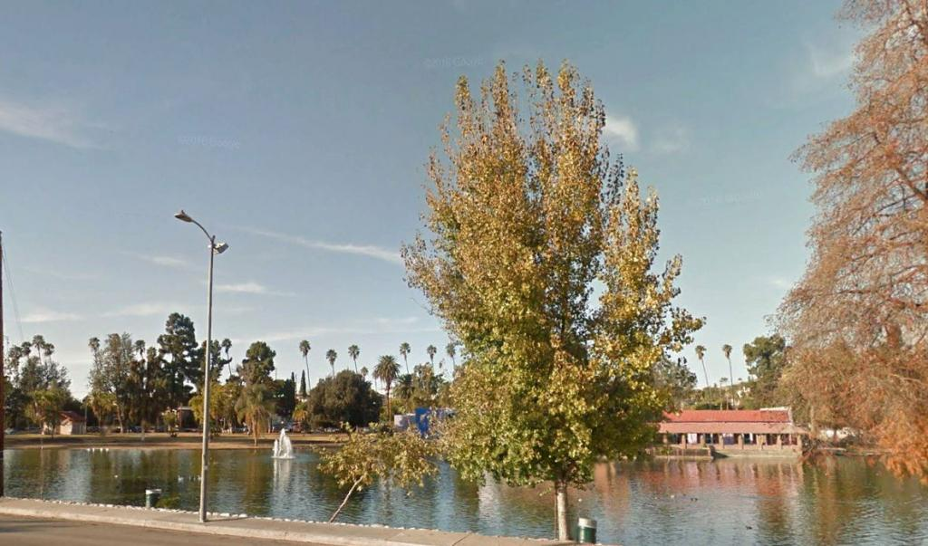 lincoln park lake angeles los recreation parks