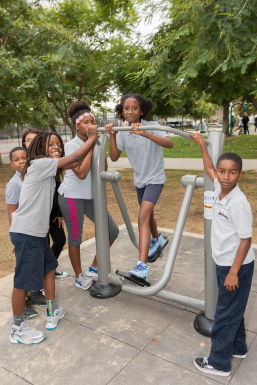 MARTIN LUTHER KING JR  RECREATION CENTER   City of Los