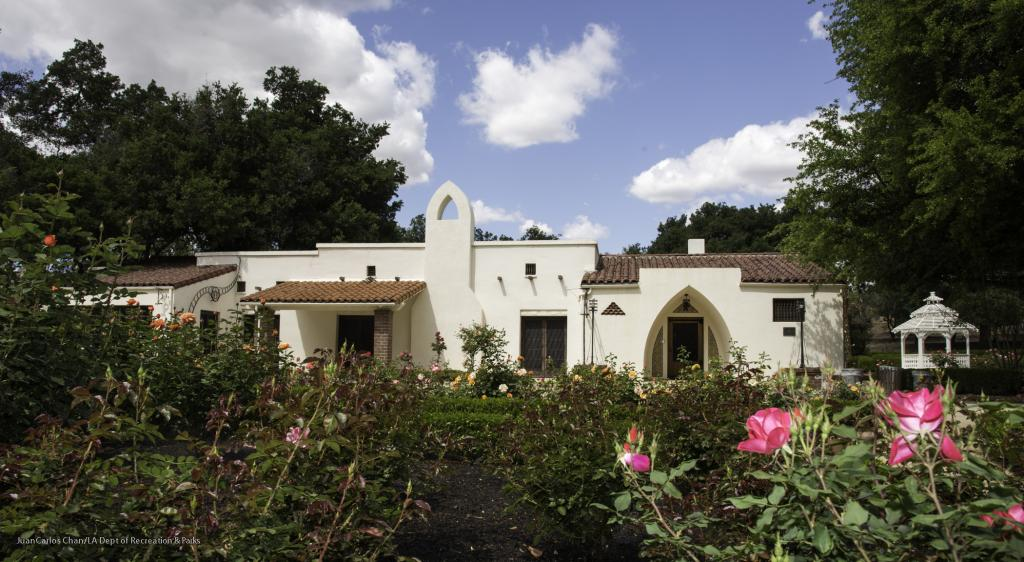 Orcutt Ranch Wedding.Orcutt Ranch Horticultural Center Community Garden City Of Los