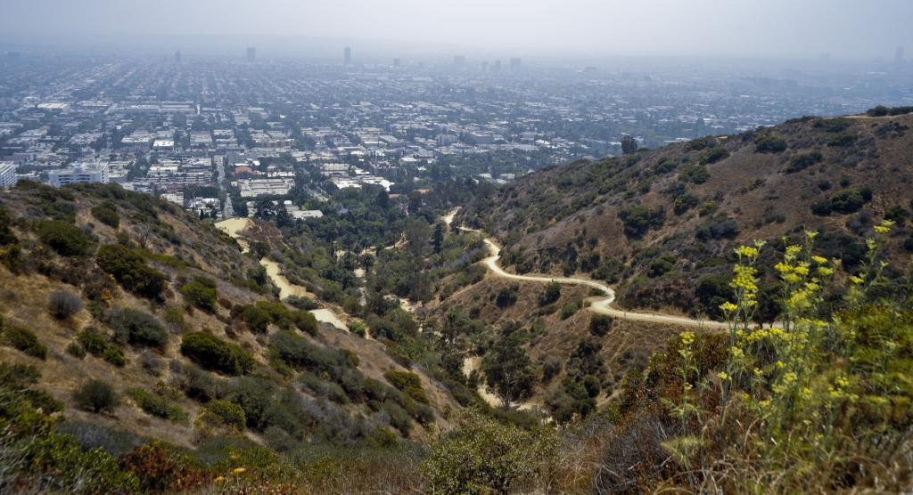 Runyon Canyon Park City Of Los Angeles Department Of