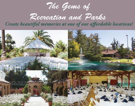 Special Event Venues City Of Los Angeles Department Of Recreation And Parks