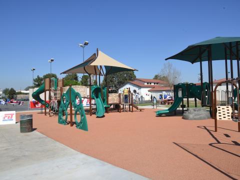 Algin Sutton Playground