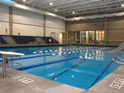 Indoor Public Swimming Pool laces aquatic center | city of los angeles department of